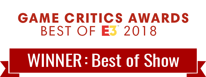 GAME CRITICS AWARDS BEST OF E3 2018
