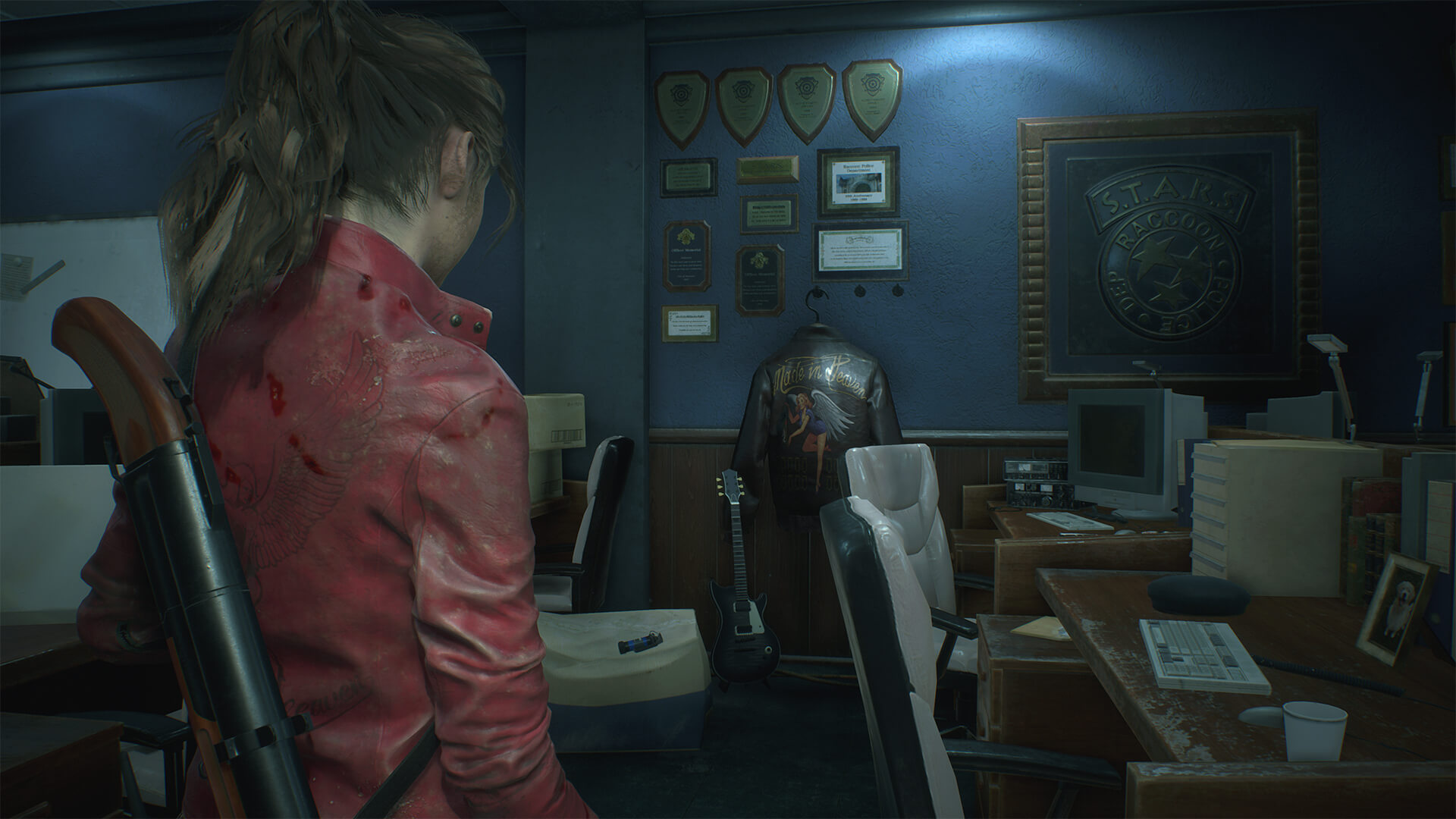 Resident evil 2 features article image 2