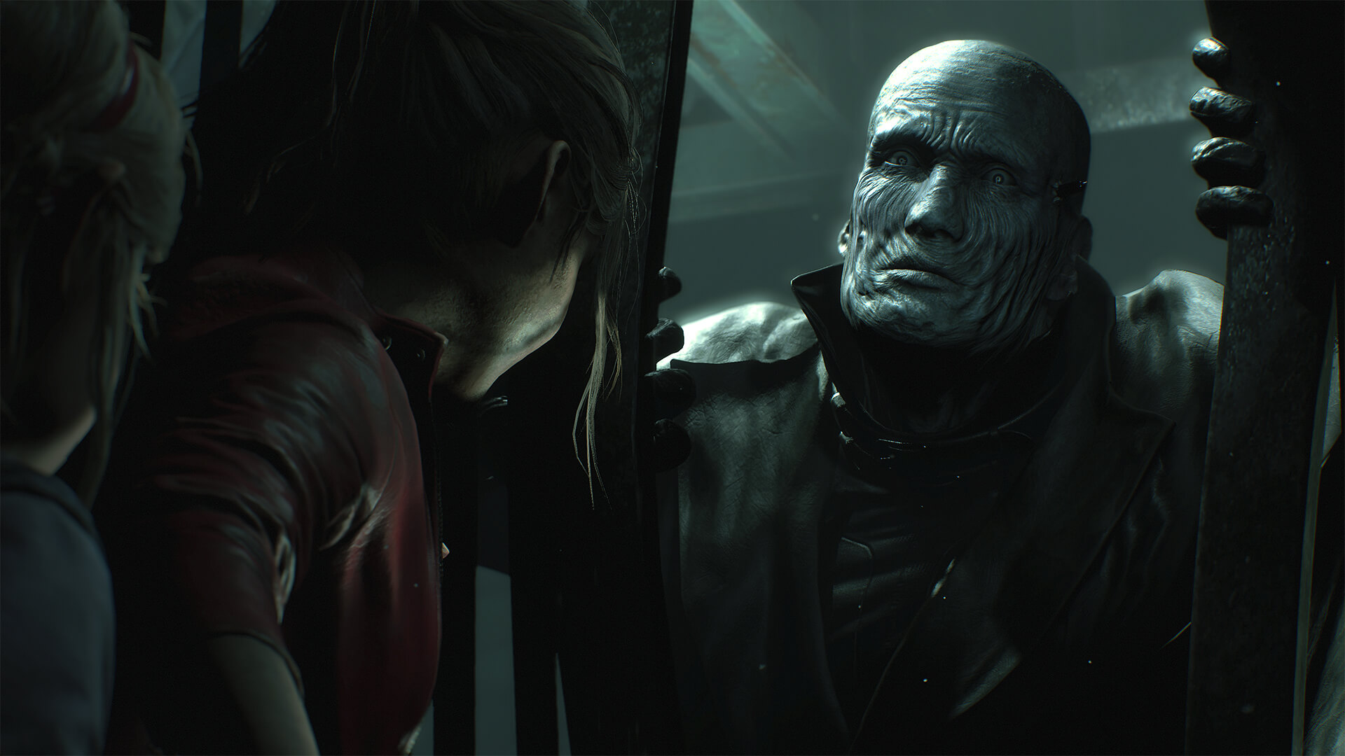Resident Evil 2 Remake Review Mr X image