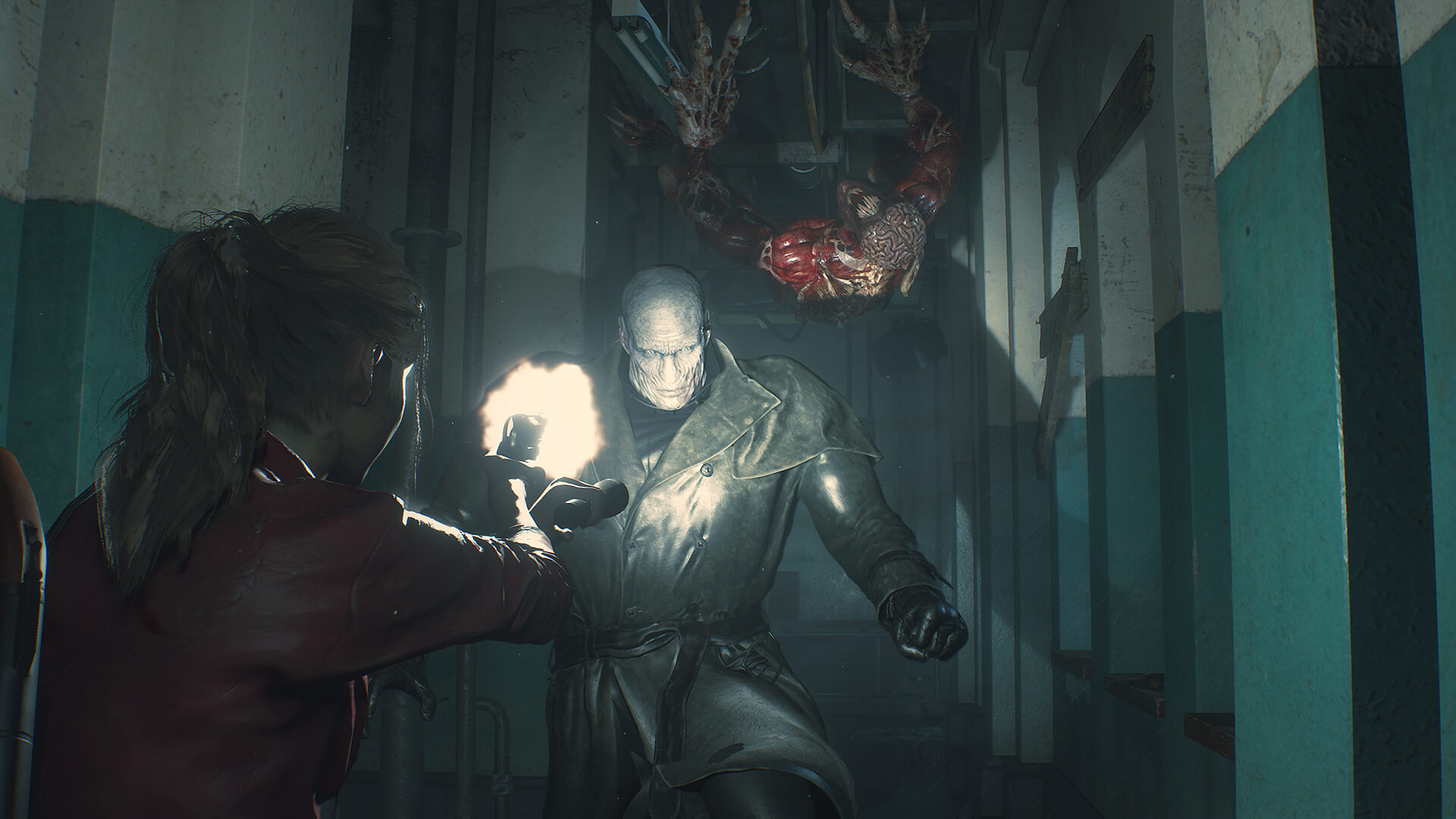 Resident Evil 2 Remake Review Main Features image