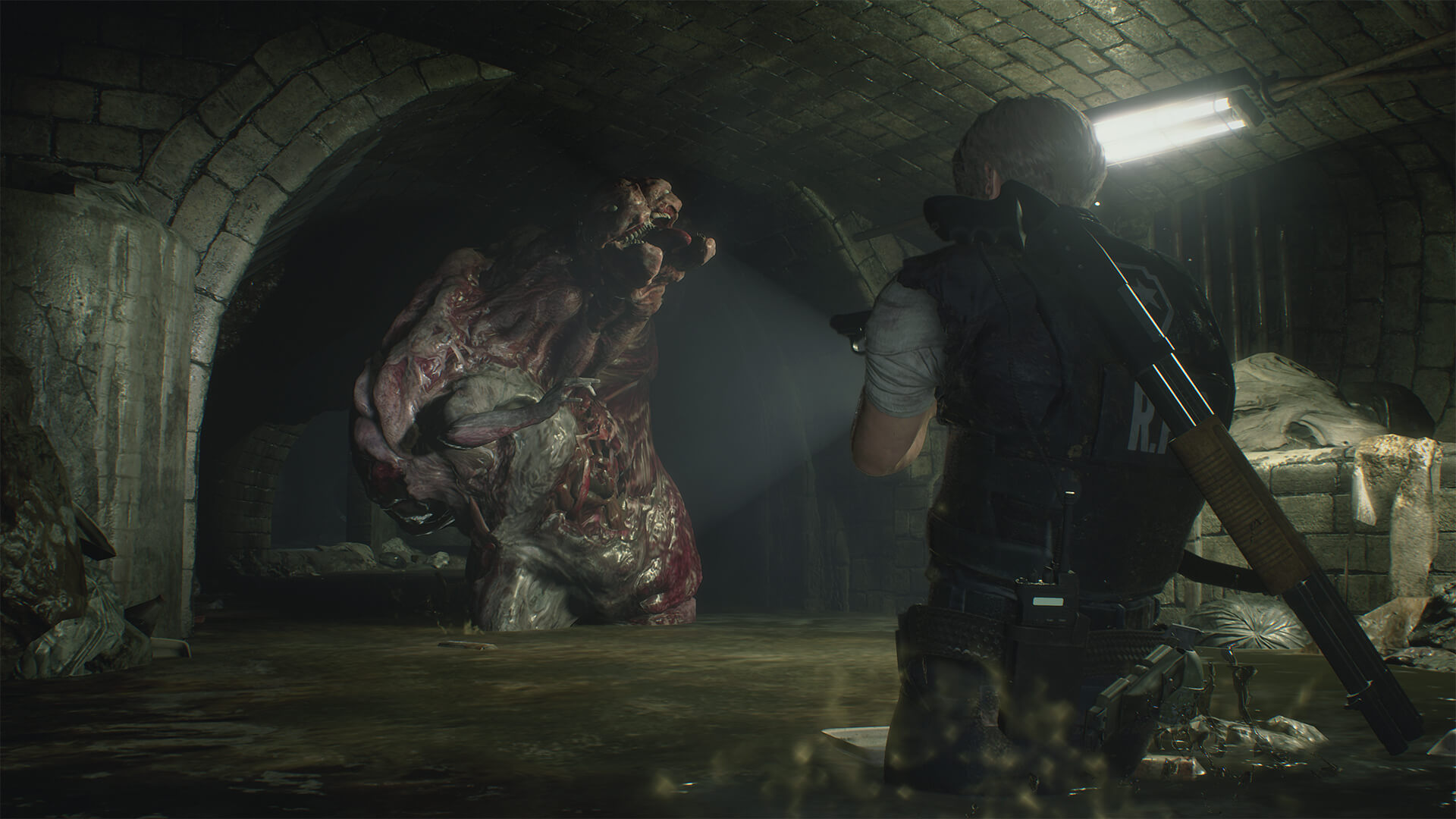 Resident Evil 2 Remake Review Presentation image